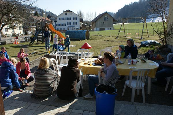 Familientreffpunkt Fischenthal